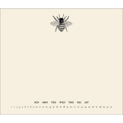Bee Perpetual Mousepad Calendar by Incredibly Charming
