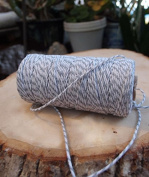 Grey Bakers Twine Decorative Craft String