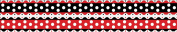 Barker Creek - Office Products Double-Sided Bulletin Board Border, Just Dotty, 11m
