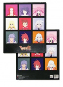 Binder - Tales Of Symphonia - New Face Panel Toys Anime Licenced ge13094
