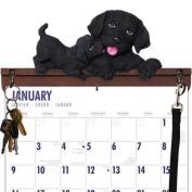 Labrador Retriever Calendar Caddy & Leash Hook by DogBreedStore.com