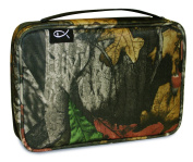 Divinity Boutique Bible Cover Grey Forest Camo - Medium