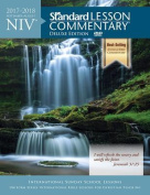 NIV(R) Standard Lesson Commentary(r) Deluxe Edition 2017-2018 [Large Print]