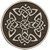 Maxpedition Celtic Cross Morale Patch,Arid
