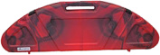 CUSTOM MANUFACTURING Genesis Hard Bow Case Red/Black Swirl