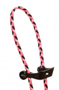 PARADOX PRODUCTS F3 Braided Target Bowsling Black/Rose/Neon Pink