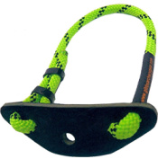 GIBBS ARCHERY GEAR Super Braided Rope Sling Lime