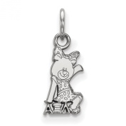 Roy Rose Jewellery Sterling Silver Alpha Xi Delta Extra Small Pendant