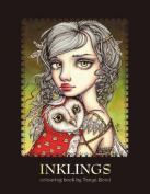 Inklings Colouring Book by Tanya Bond