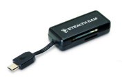 STEALTH CAM STC-SDCRAND Micro USB OTG Memory Card Reader for Android(TM) Devices