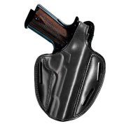 Bianchi 7 Shadow II Holster - Plain Black, Right Hand