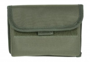 Voodoo Tactical 20-9258 10 Round 50 CAL. Mag Pouch, Olive Drab
