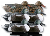 Greenhead Gear Over-Size Duck Decoy,Shovelers,1/2 Dozen