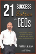21 Success Sutras for Ceos
