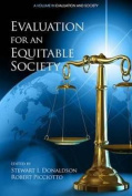 Evaluation for an Equitable Society