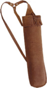 WESTERN RECREATION Vista Raider Leather Back Quiver