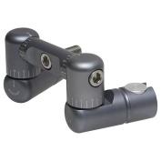 SHREWD Double Adjustable V-Bar Black