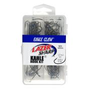 Eagle Claw Kahle Hook Kit,Assortment,Bronze