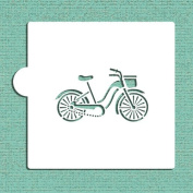 Bicycle Cookie and Craft Stencil CM056 by Designer Stencils
