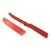 Kuhn Rikon 20436 Tomato Knife, Red
