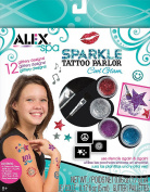 ALEX Toys Spa Sparkle Tattoo Parlour Cool Glam