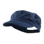 Enzyme Regular Army Caps-Navy
