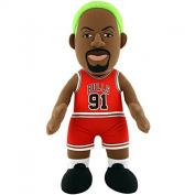 Bleacher Creatures Dennis Rodman Chicago Bulls Plush Player Doll