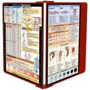 WhiteCoat Clipboard- Red - Nursing Edition