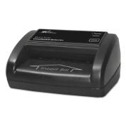 Royal Sovereign Portable Four-Way Counterfeit Detector, 5 x 3 1/2 x 2 3/8, Black