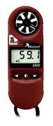Kestrel 3000 Pocket Wind Metre - Red