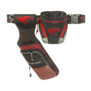 Elevation Nerve Field Quiver Package, Left Hand, Red