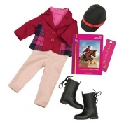 Our Generation Read and Play Set - Lily Anna