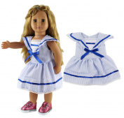 HongShun Doll Clothes for 46cm American Girl Fashion Student Clothes