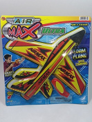 Air Max Ultra Soft Foam Plane With Launcher Aeroplane Flying Toy Kit