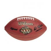 Wilson Sporting Goods NFL Official Wilson Super Bowl 35 Football