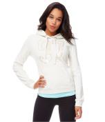 Aeropostale Womens Sequined 97 Hooded Hoodie Sweatshirt 104 L