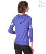 Aeropostale Womens Light Sparkle Hoodie Sweatshirt 434 XL