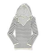 Roxy Womens Best Friend Hoodie Sweatshirt whiteblack XS