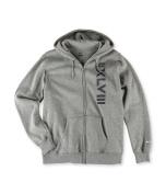 Nike Womens Super Bowl XLVIII Hoodie Sweatshirt gry M