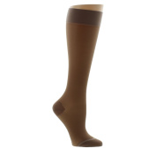 AW Style 18 / 43 Sheer Support Closed Toe Knee Highs - 20-30 mmHg Taupe Medium Reg 18-M-TAUPE