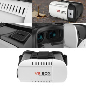 cellphoneage® Google Cardboard VR BOX Virtual Reality 3D Video Glasses For iPhone for for for for for for for for for for Samsung Note HTC