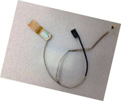 Nbparts® Genuine New Laptop LCD LVDS video cable For HP Pavilion 17 17-E 17-E040sf P/N:DD0R68LC010