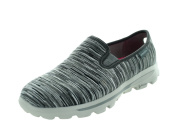 Women's Skechers GOwalk Move Obscure Slip On Grey