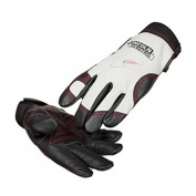 Lincoln K3231-S Jessi Combs Women's Steel Worker Gloves - Small
