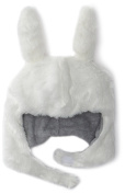 Adventure Time Fiona White Mascot Knit Hat One Size