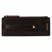 Lodis Kate Credit Card Case with Zipper