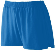 Augusta womens Girls' Trim Fit Jersey Short