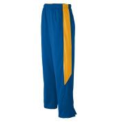 Augusta Sportswear BOYS' MEDALIST PANT L Royal/Gold