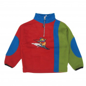 Pooh Little Girls Multi Colour Winnie The Pooh Long Sleeve Sweater 4