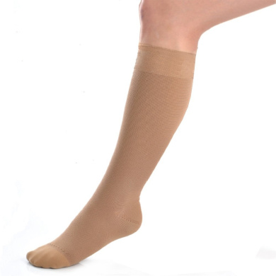BSN Medicals 7768135 Jobst UltraSheer Knee High Compression Stockings, 30-40 Extra Large Full Calf